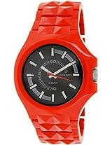 Diesel Analog Red Dial  Men Watch - DZ1647
