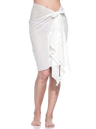 Blugirl Pareo Damson (Blanco)