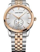 Louis Erard Analog Silver Dial Men Watch - 16930AB11.BMA41