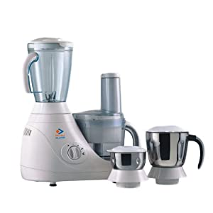 Bajaj Platini PX 80F 600-Watt Food Processor