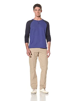 Benson Men's Baseball Sweatshirt (Cobalt)