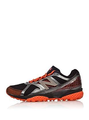 New Balance Zapatillas Performance CSS Trail MT915OR Width D (Negro / Naranja)