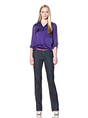 Christopher Blue Women's Angel Slim Jean (Santa Fe)