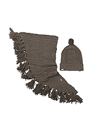 Pinko Set Mütze und Schal