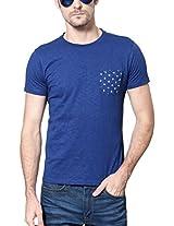Allen Solly Men's Cotton T-Shirt