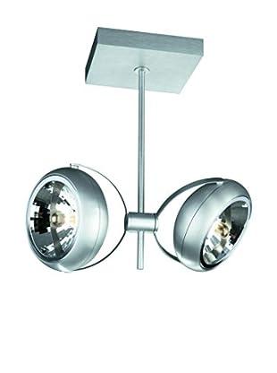Lirio Plafón Lirio By Philips Spot 5701548Li aluminio
