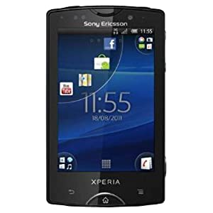 Sony Ericsson Xperia Mini Pro SK17i (Black)