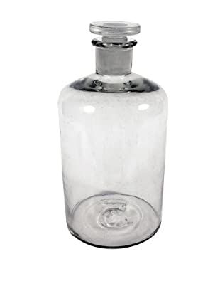 French Apothecary Jar, Clear