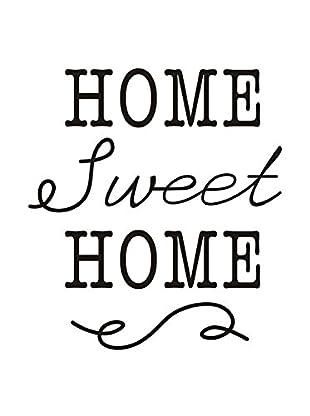 LO+DEMODA Wandtattoo Home Sweet Home