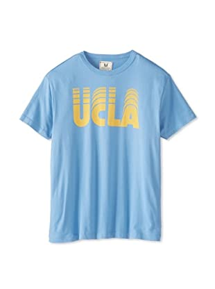 Tailgate Clothing Company Men's UCLA Bruins Short Sleeve Tee (Ocean Blue)