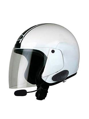 Unotec Manos libres de teléfono para moto con intercomunicador
