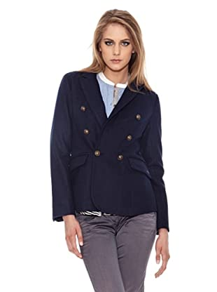 Pepe Jeans London Blazer Germaine (Azul)