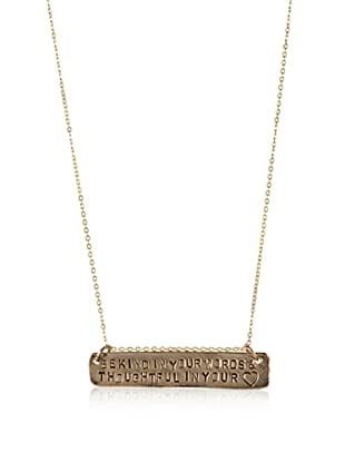 Alisa Michelle Be Kind In Your Words Necklace