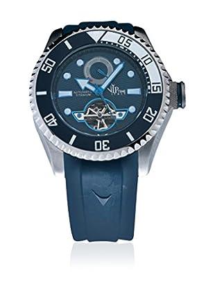 Vip Time Italy Uhr mit Japanischem Automatikuhrwerk VP5059BL_BL blau 50.00  mm