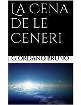 La Cena de le Ceneri (Italian Edition)