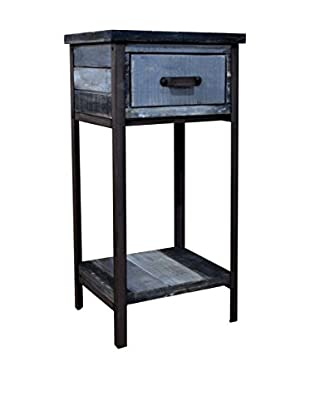 Gallerie Décor Soho Table/Cabinet, Black