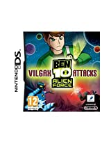 Ben 10 Alien Force: Vilgax Attacks (Nintendo DS) [UK IMPORT] (NTSC)