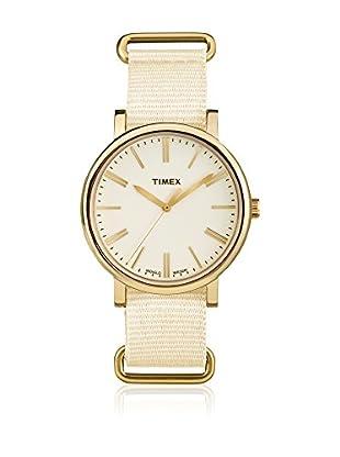 Timex Reloj de cuarzo Woman Originals Tonals Sage 38 mm