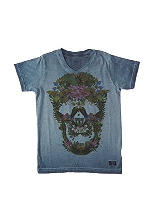 American People Camiseta Manga Corta Skull