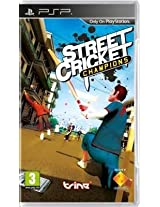 Street Cricket Champions - PSP (Pre-owned)