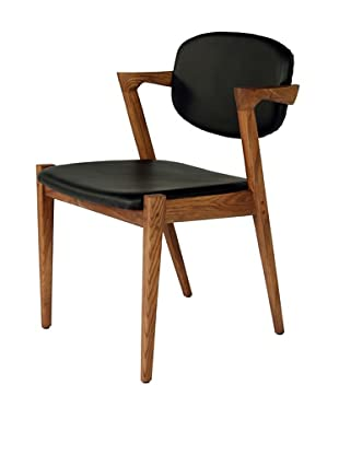 Control Brand Levanger Armchair, Black