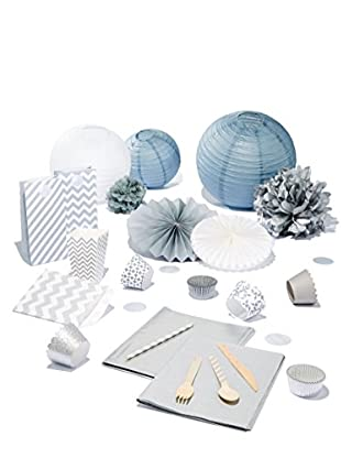 Dress My Cupcake Shades of Grey Party Box