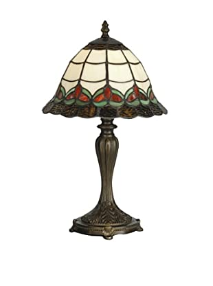 Dale Tiffany Fleur De Lis Table Lamp