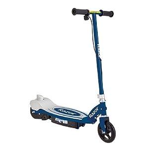 Razor E90 Electric Scooter, Blue 1 ea