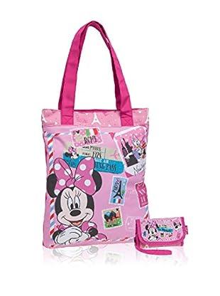 Disney Shopper + Geldbeutel Minnie & Daisy