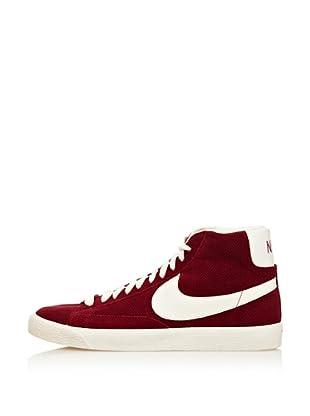 Nike Zapatillas Blazer Mid Prm Vntg Suede (Rojo / Blanco)