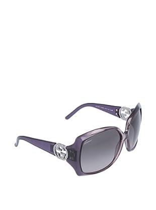 Gucci Gafas de Sol GG 3503/S EU WOQ Violeta Transparente Gris