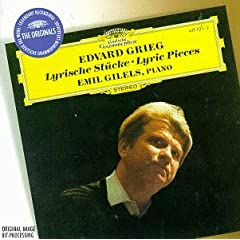 Grieg: Lyric Pieces / Emil Gilels