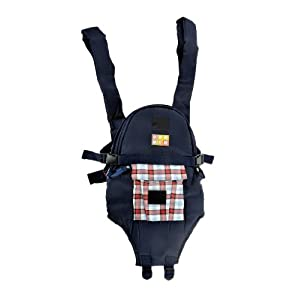 Mee Mee MM-C 59/56 Baby Carrier (Blue)