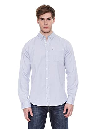 Springfield Camisa Sport G1 New Pin Poin (Gris)