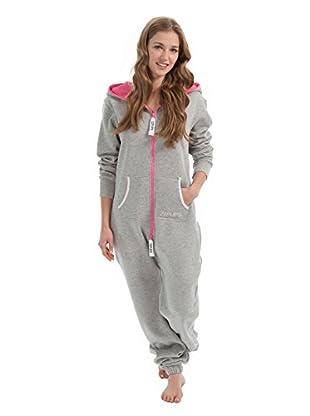ZIPUPS Mono-Pijama Neon