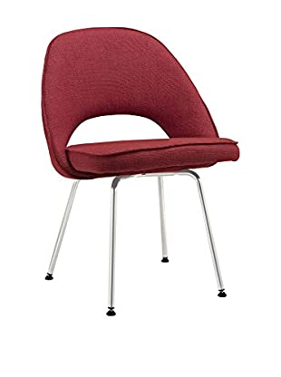 Modway Cordelia Dining Side Chair (Red)
