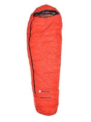 Great Escapes Saccopelo Diran Peak 600 (Rosso)
