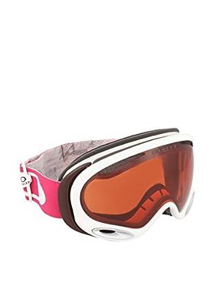 OAKLEY Skibrille OO7044-17 weiß/rosa