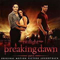 Twilight Saga: Breaking Dawn-Pt. 1