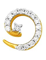 Asmi Diamond Pendant ADP00444