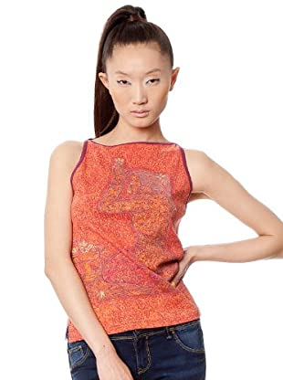 Custo Top (Orange)