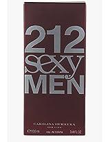 Carolina Herrera 212 Sexy Men Eau De Toilette, 100ml
