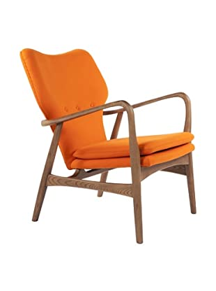 Control Brand Carlo Chair, Orange