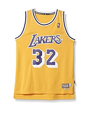 adidas Maglia Smanicata Los Angeles Lakers Johnson