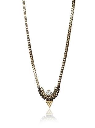 Lionette Designs by Noa Sade Tribeca Tribal Necklace, Black