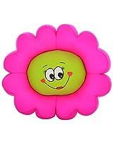 Twisha Lycra Sunflower Pink 12 X 12 X 3 Inch