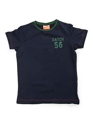 Datch Dudes T-shirt Intima (Blu/Verde)