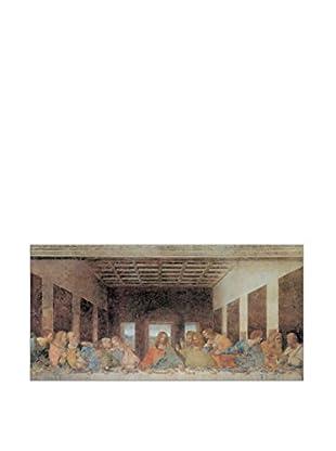 ArtopWeb Panel de Madera Da Vinci the Last Supper Today