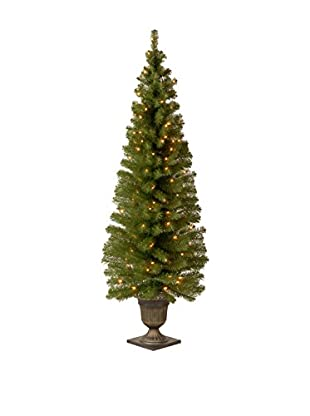 National Tree Company 6' Montclair Spruce Entrance Tree in 13