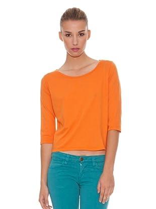 Hakei Camiseta Básica (Naranja)